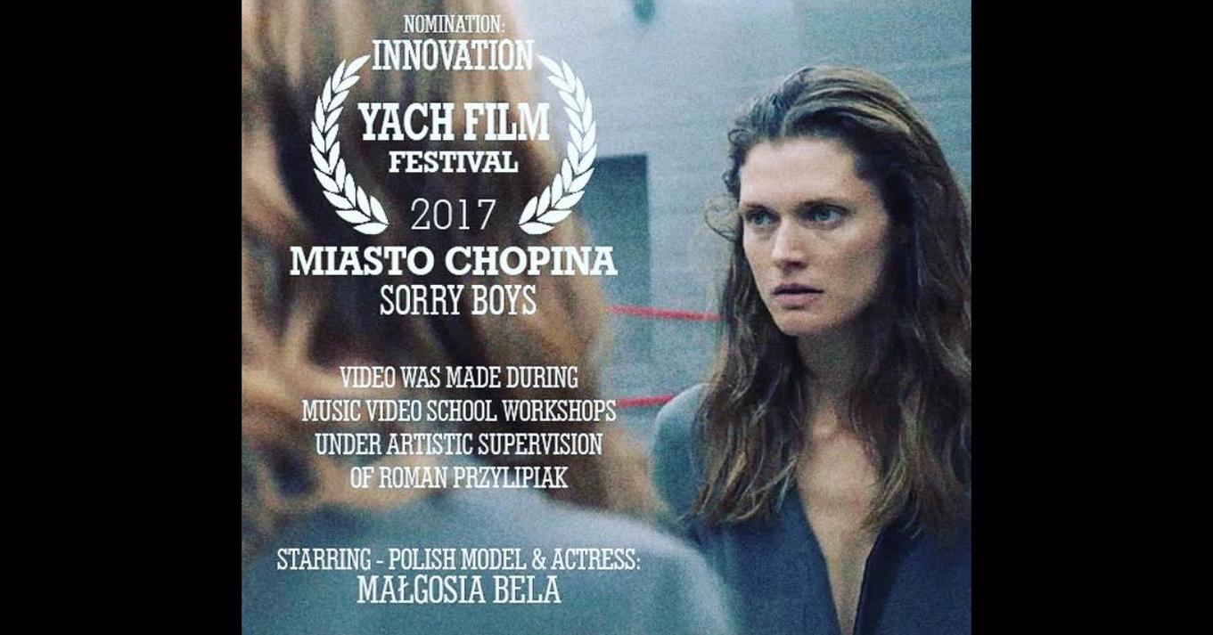 Sorry Boys – Miasto Chopina